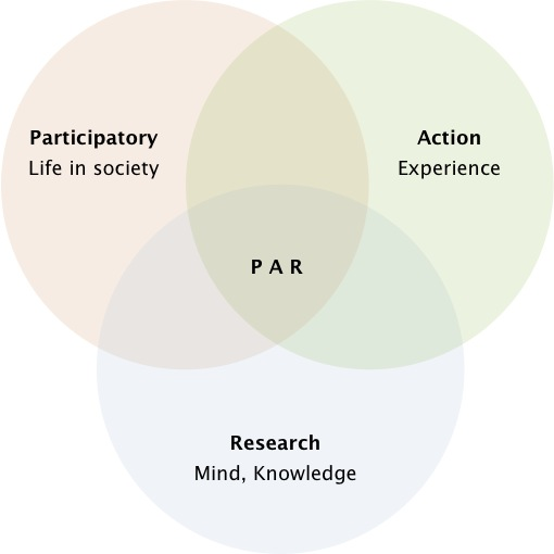 participatory model of research